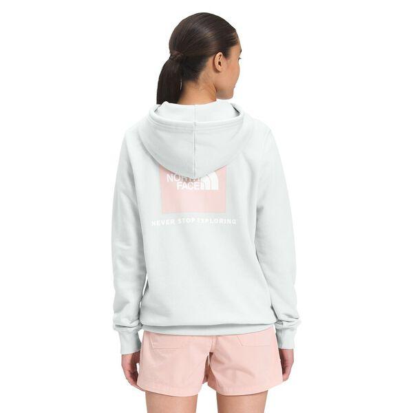 Women's Box NSE Pullover Hoodie, TIN GREY, hi-res