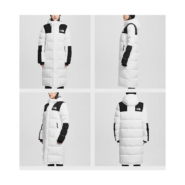 Unisex Deptford Down Jacket, TNF WHITE, hi-res