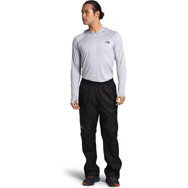 Men's Venture 2 Half Zip Pants, TNF BLACK/TNF BLACK, hi-res