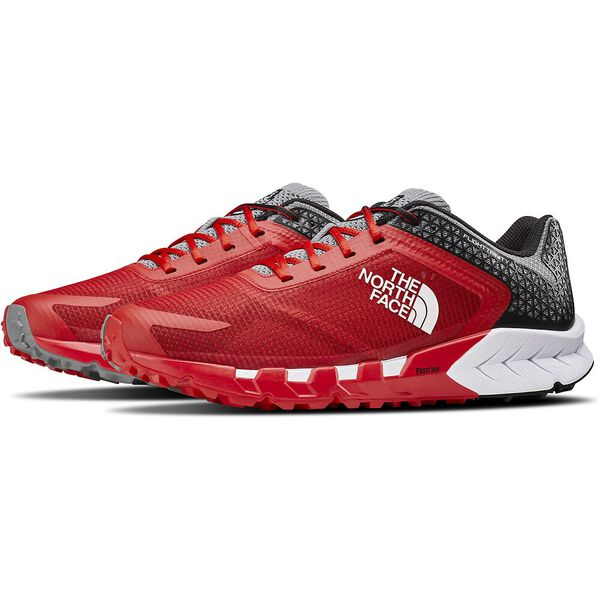 MEN'S FLIGHT TRINITY, FIERY RED/TNF BLACK, hi-res
