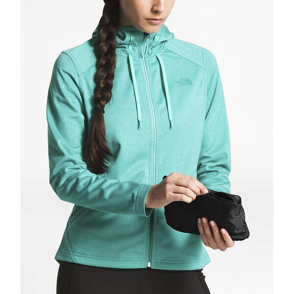Women's Venture 2 Jacket, TNF BLACK, hi-res
