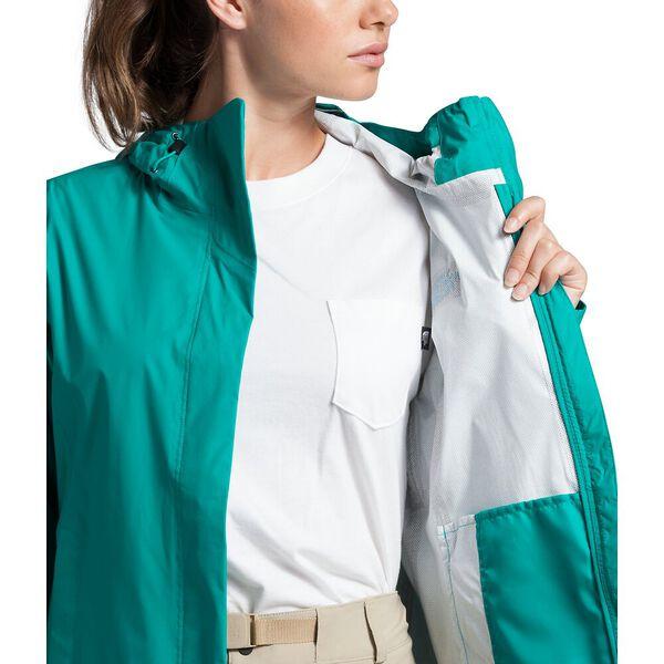 Women's Venture 2 Jacket, JAIDEN GREEN, hi-res