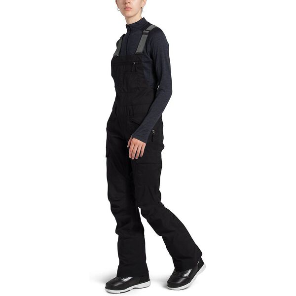 Women's Freedom Bib, TNF BLACK, hi-res
