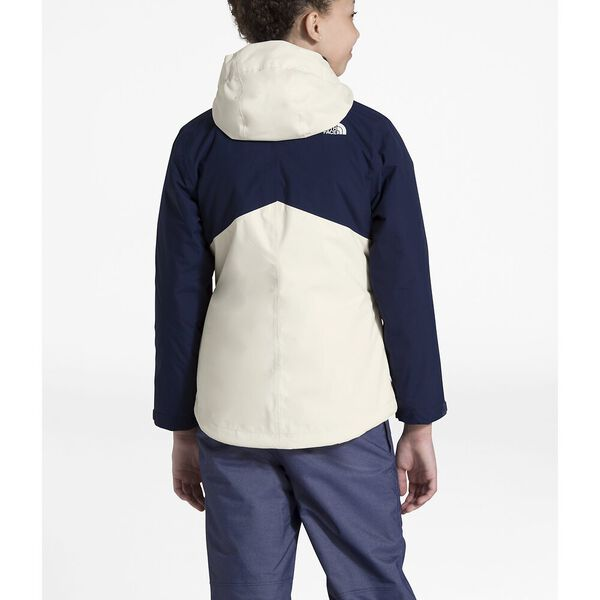Girls' Clementine Triclimate® Jacket, MONTAGUE BLUE, hi-res