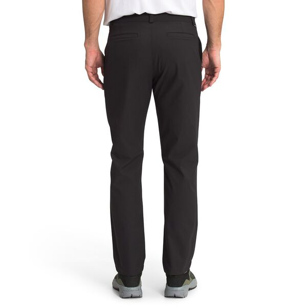 Men's City Standard Modern Fit Pants, TNF BLACK, hi-res