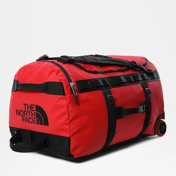 Base Camp Duffel Roller, TNF RED, hi-res