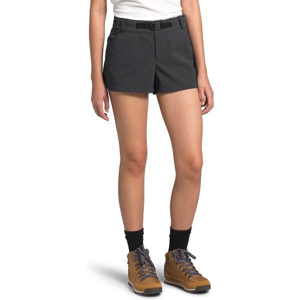 Women's Paramount Active Shorts, ASPHALT GREY, hi-res