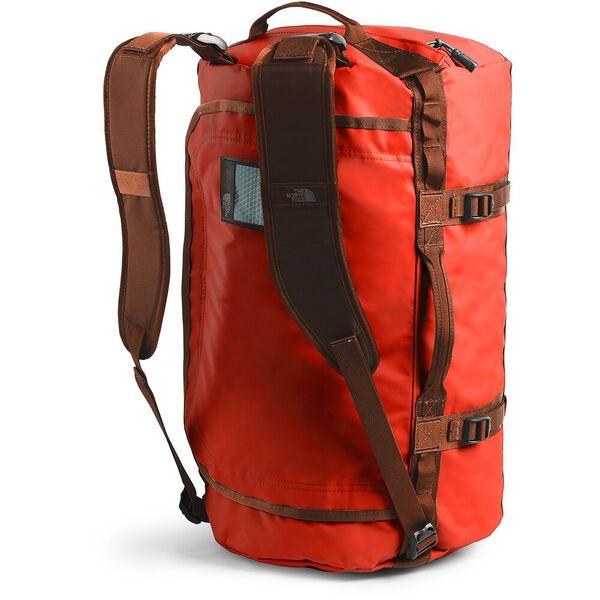 BASE CAMP DUFFEL - S, ACRYLIC ORANGE/PICANTE RED, hi-res