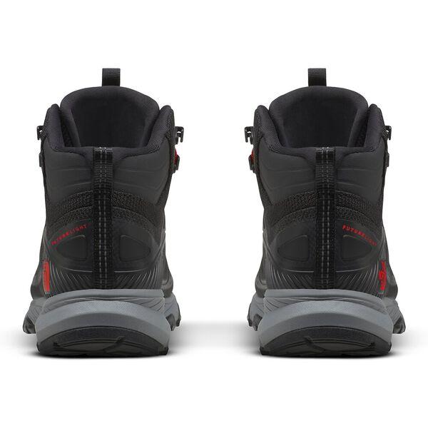 Men's Ultra Fastpack IV Mid FUTURELIGHT™, TNF BLACK/FIERY RED, hi-res