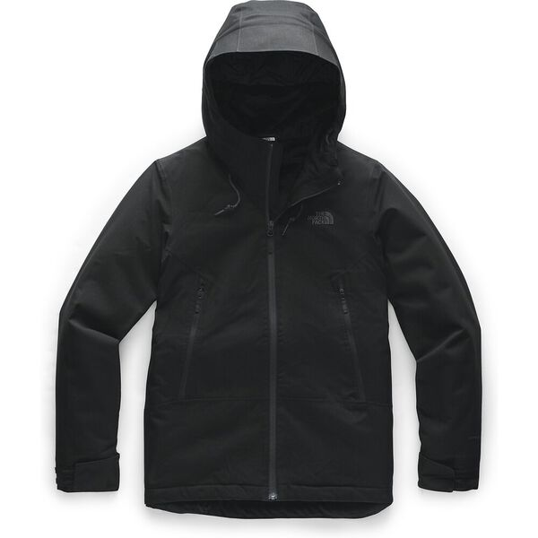 Women's Inlux Insulated Jacket, TNF BLACK HERRINGBONE, hi-res