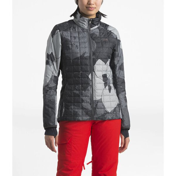 Women's Thermoball™ Snow Triclimate® Jacket, MID GREY HEATHER, hi-res