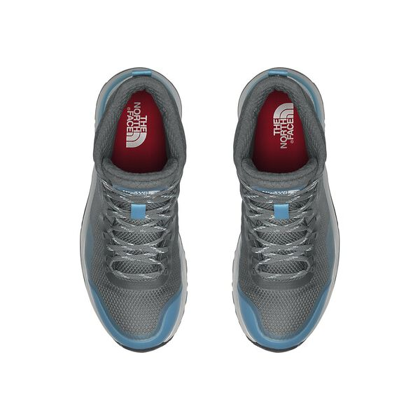 Women's Activist Mid FUTURELIGHT™, ZINC GREY/MAUI BLUE, hi-res