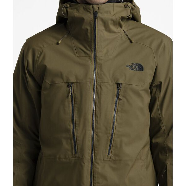 Men's Thermoball™ Eco Snow Triclimate® Jacket, MILITARY OLIVE, hi-res
