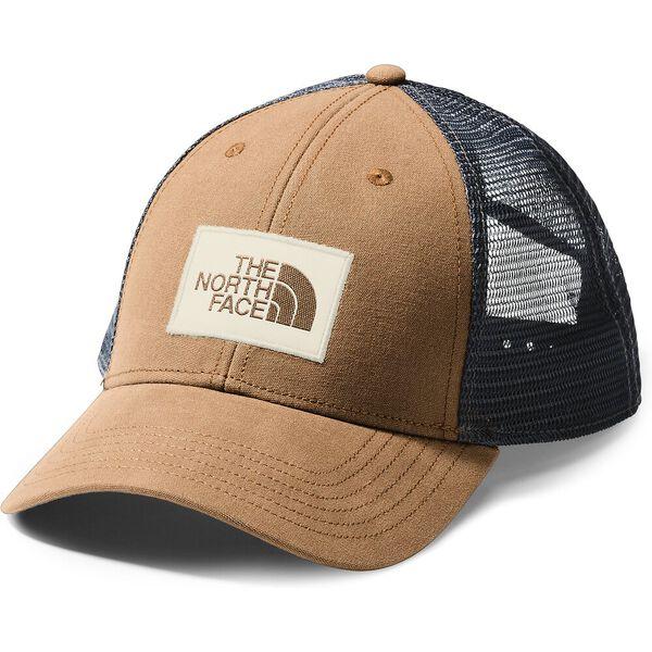 Mudder Trucker Hat, CEDAR BROWN/VINTAGE WHITE, hi-res