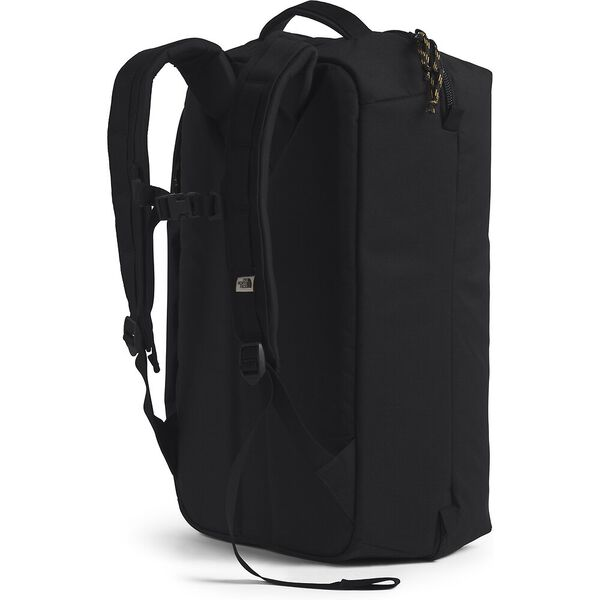 Travel Duffel Pack, TNF BLACK HEATHER, hi-res