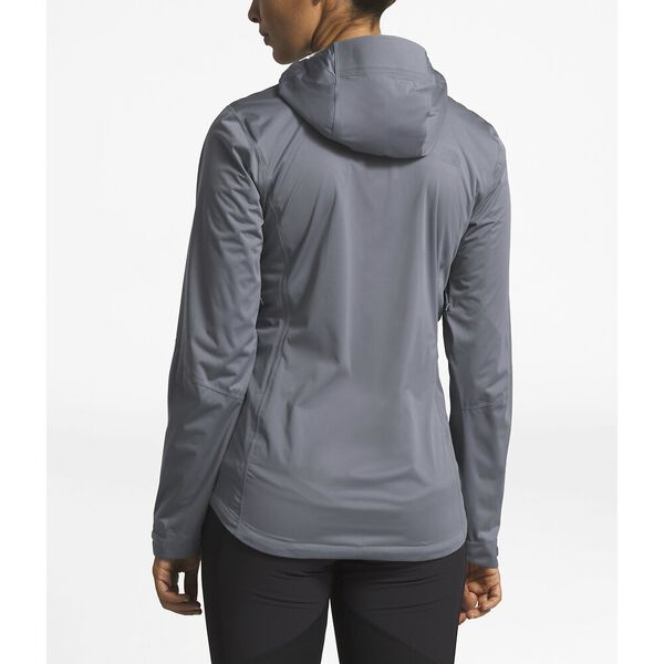 WOMEN'S ALLPROOF STRETCH JACKET, GRISAILLE GREY, hi-res