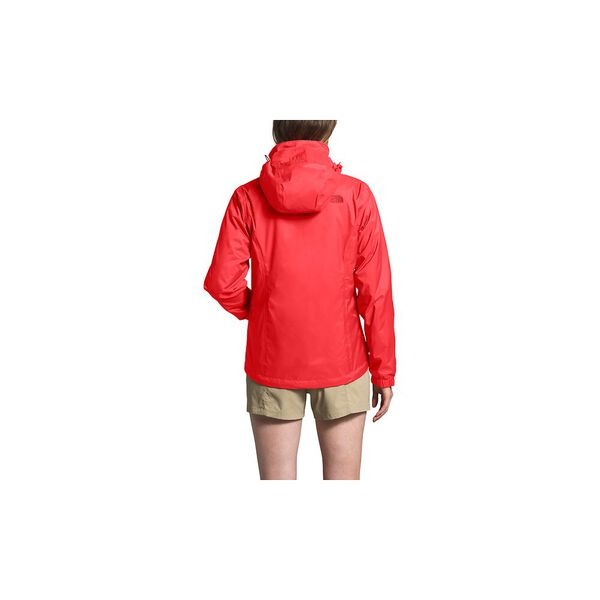 Women's Resolve 2 Jacket, CAYENNE RED/CAYENNE RED, hi-res