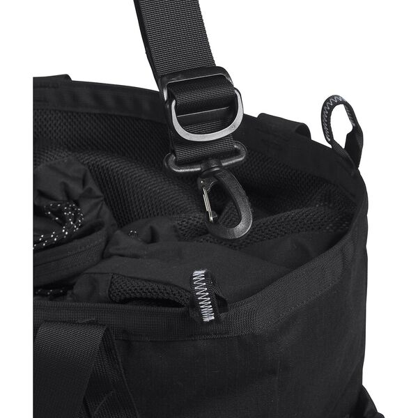 North Dome Rope Bag, TNF BLACK, hi-res