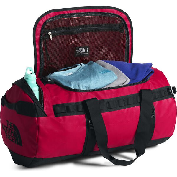 Base Camp Duffel - M, TNF RED/TNF BLACK, hi-res