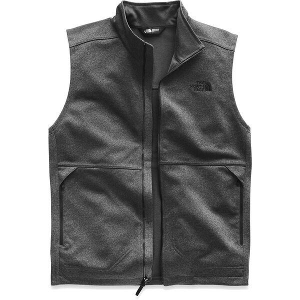 Men's Apex Canyonwall Vest, TNF DARK GREY HEATHER, hi-res