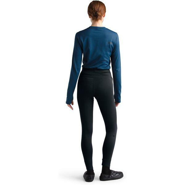 Women's Ultra-Warm Poly Tights, TNF BLACK, hi-res