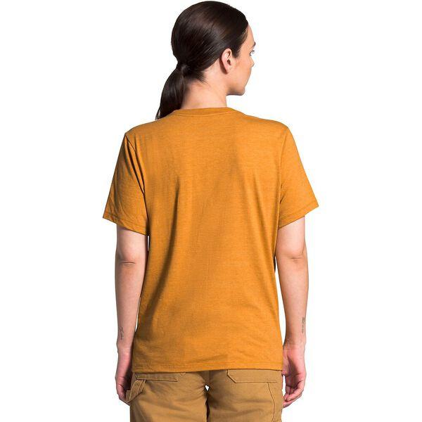 Women's Short-Sleeve Bearinda Graphic Tee, CITRINE YELLOW HEATHER, hi-res