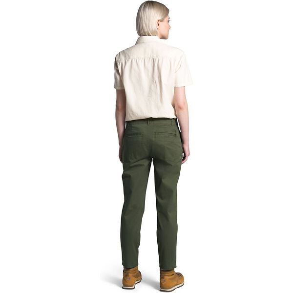 Women's Motion XD Ankle Chino, NEW TAUPE GREEN, hi-res
