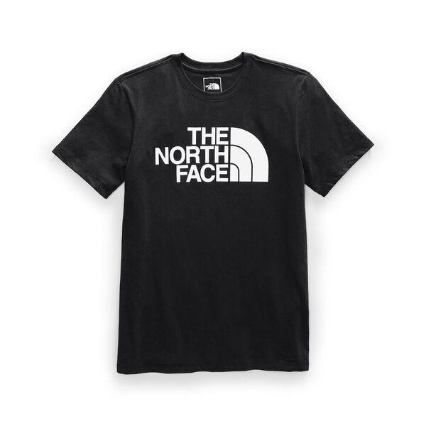 Men's Short-Sleeve Half Dome Tee, TNF BLACK, hi-res