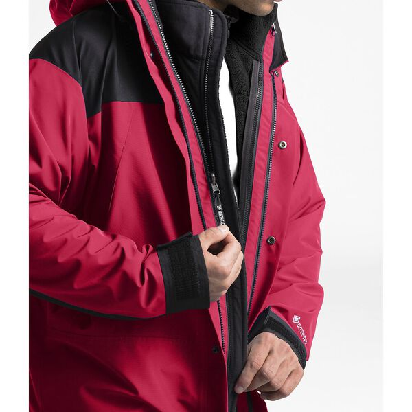 1990 MOUNTAIN JACKET GTX 2, TNF RED, hi-res