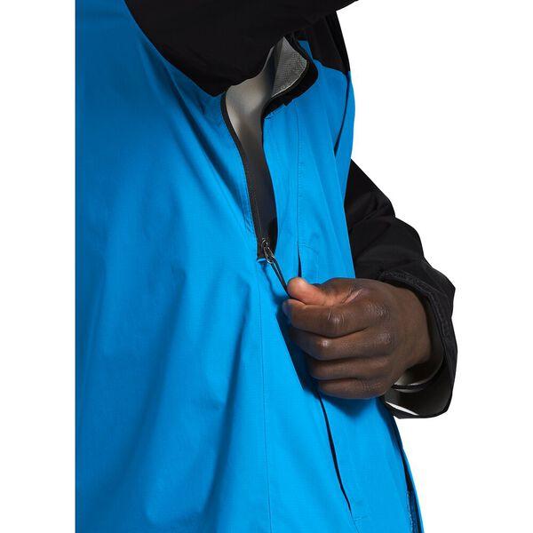 Men's Venture 2 Jacket, CLEAR LAKE BLUE/TNF BLACK, hi-res