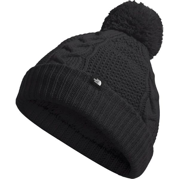 Youth Cable Minna Beanie, TNF BLACK, hi-res