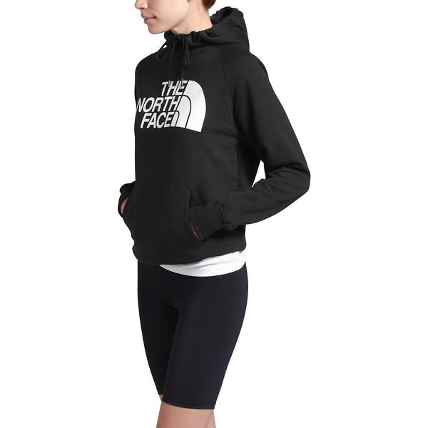Women's Half Dome Pullover Hoodie, TNF BLACK, hi-res