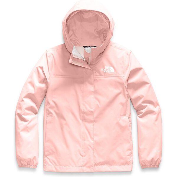 Girls' Resolve Reflective Jacket, IMPATIENS PINK, hi-res