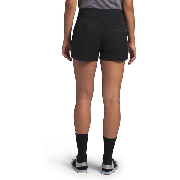 Women's Aphrodite Motion Shorts, TNF BLACK, hi-res