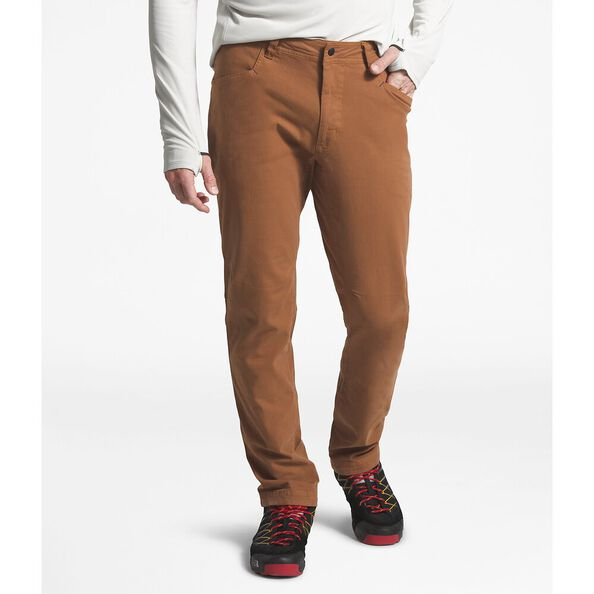 MEN'S NORTH DOME PANT, CARAMEL CAFE, hi-res