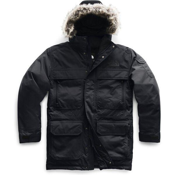Men's McMurdo Parka III, TNF BLACK/TNF BLACK, hi-res