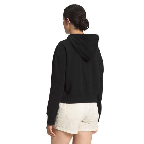 Women's LFC Pullover Hoodie, TNF BLACK, hi-res