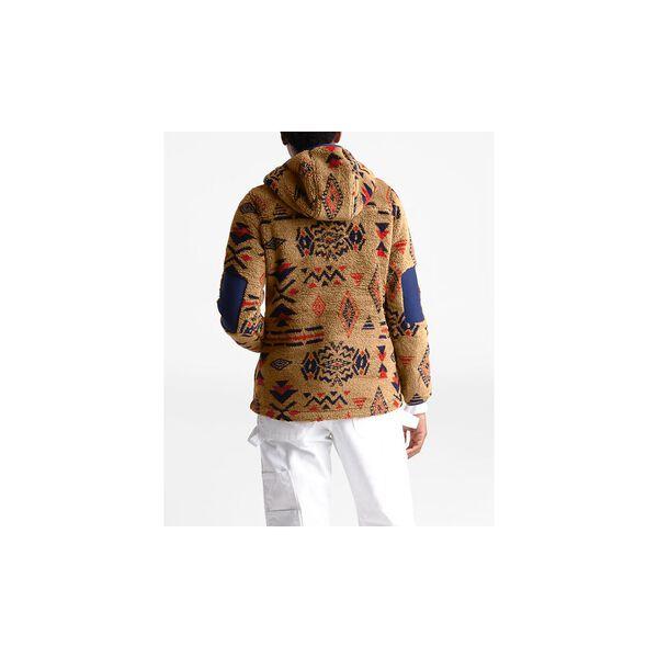 Women's Campshire Pullover Hoodie 2.0, CEDAR BROWN CALIFORNIA GEO PRINT, hi-res