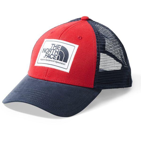 MUDDER TRUCKER HAT, TNF RED/URBN NAVY, hi-res