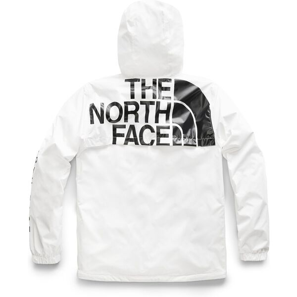 Men's Cultivation Rain Jacket, TNF WHITE/TNF BLACK, hi-res