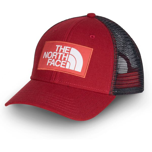 Deep Fit Mudder Trucker, SUNBAKED RED, hi-res
