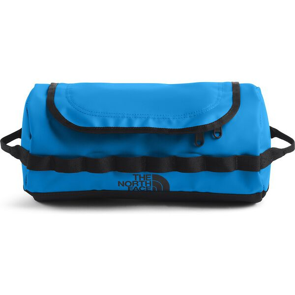 Base Camp Travel Canister - L, CLEAR LAKE BLUE/TNF BLACK, hi-res
