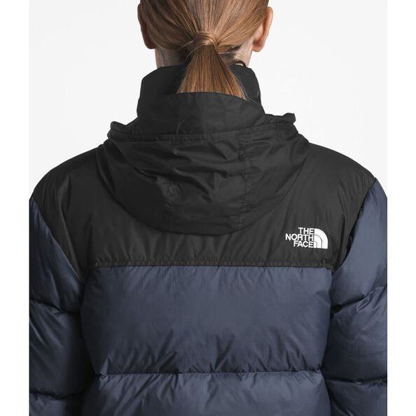WOMEN'S 1996 RETRO NUPTSE JACKET, URBAN NAVY, hi-res
