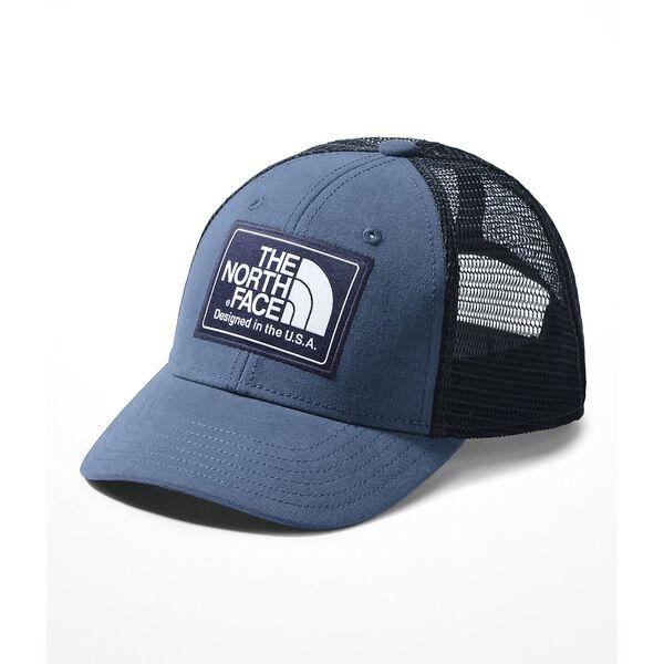Youth Mudder Trucker Hat, SHADY BLUE/COSMIC BLUE, hi-res