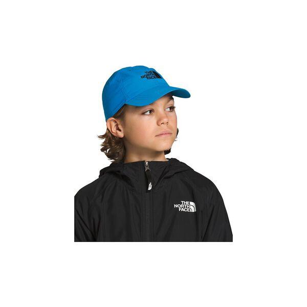 Youth Horizon Hat, CLEAR LAKE BLUE/TNF BLACK, hi-res