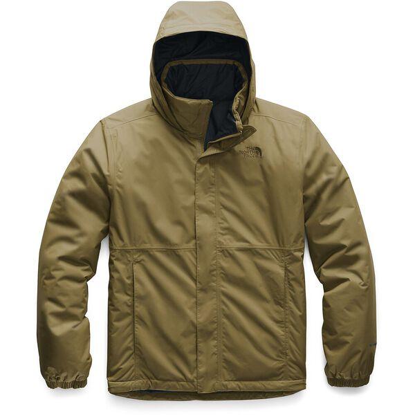 Men's Resolve Insulated Jacket, BRITISH KHAKI, hi-res