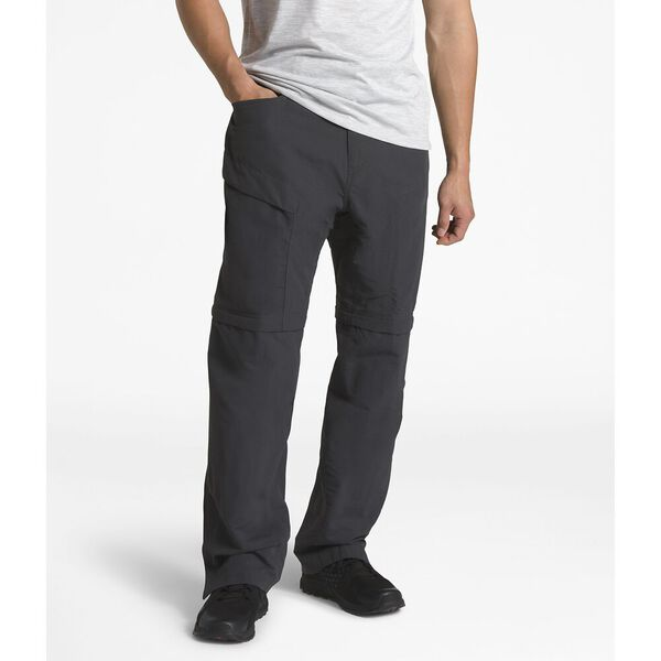 MEN'S PARAMOUNT TRAIL CONVERTIBLE PANTS, ASPHALT GREY, hi-res
