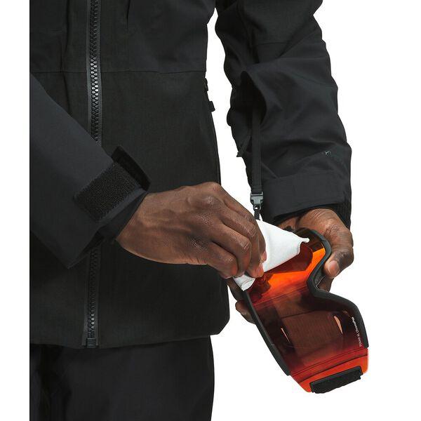 Men's Chakal Jacket, TNF BLACK HEATHER/TNF BLACK, hi-res