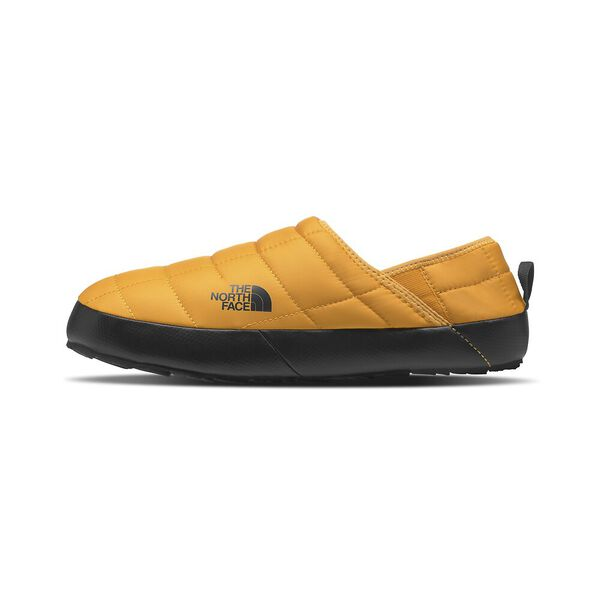 Men's Thermoball™ Traction Mule V, SUMMIT GOLD/TNF BLACK, hi-res