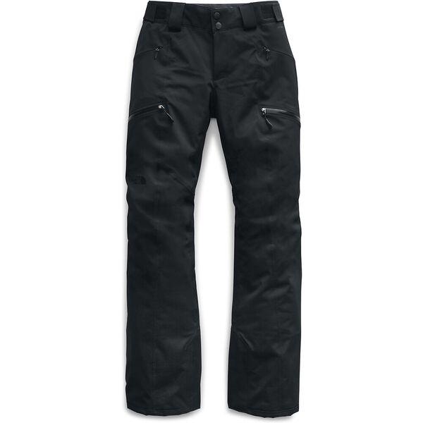 WOMEN'S LENADO SKI PANTS, TNF BLACK, hi-res